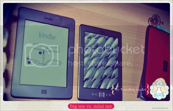 Kindle 2011 vs. Kindle Touch