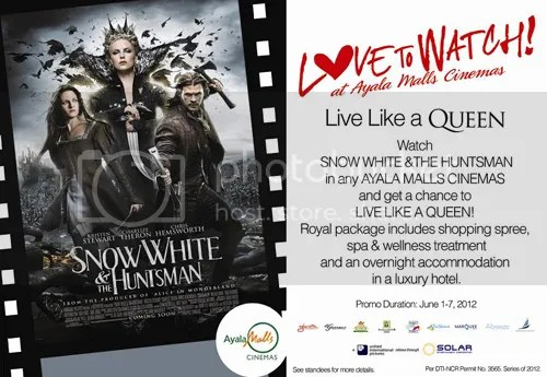 Snow White and the Huntsman Promo