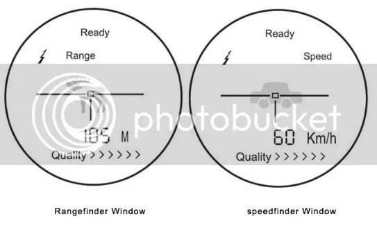 Yukon Extend LRS-1000 Laser Rangefinder(LRS-1000)