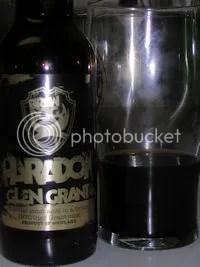 paradox glen grant
