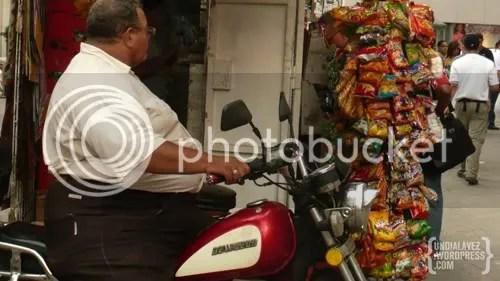kiosko moto gordo