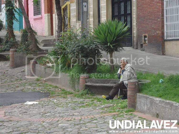 Tu abuela, mi abuela, nuestra abuela