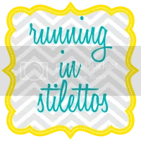 Running in Stilettos Button