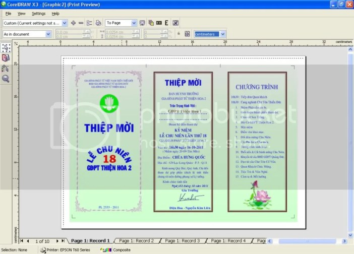 How To Print Merge In Coreldraw From Excel