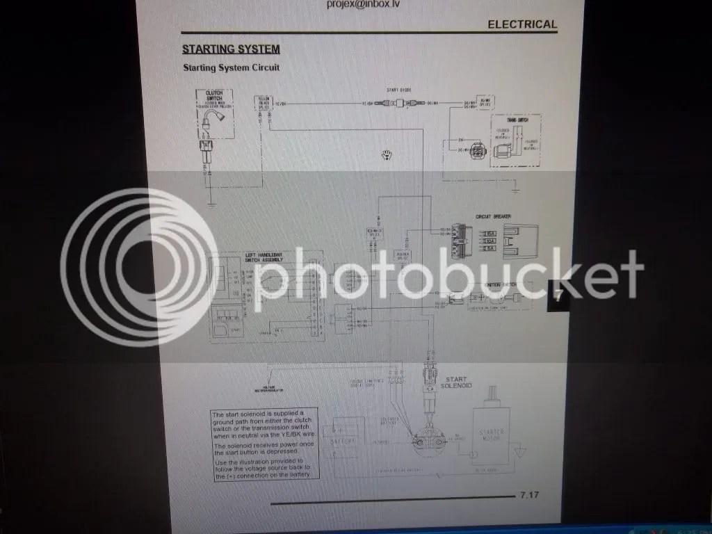 Circuit Wiring Diagram In Addition 2008 Polaris 400 Sportsman Wiring