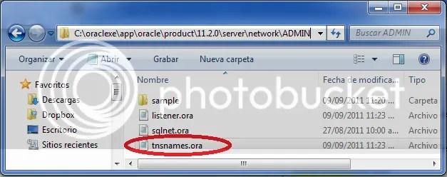 ¿Cómo conectar .NET y  ORACLE? (3/6)