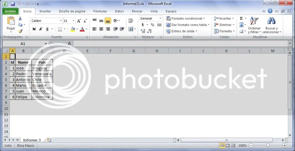 Mini: Cómo exportar GridView a Excel? ASP.NET (2/2)