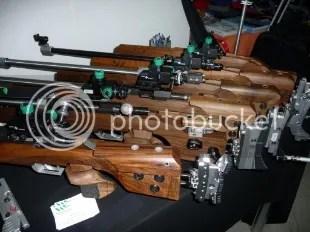 Gama de fusiles y carabinas Rieder und Lenz