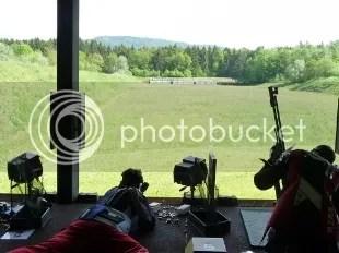 Campo de tiro. Fusil 300m Suiza