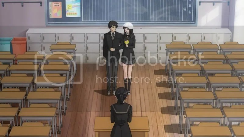 Amagami SS Plus Episode 11 Wedding Roleplay