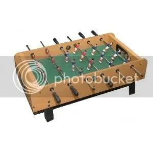foosball table help