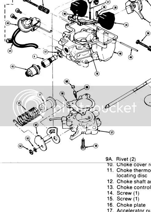 1981 Ford Granada GL 3.3L i6 help