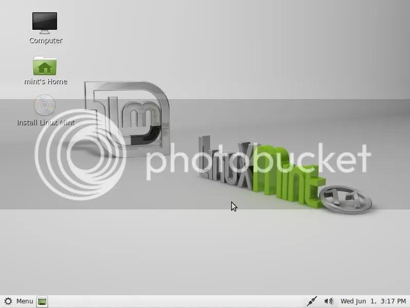 Hướng dẫn cài đặt Linux Mint 11 trên máy đã có Windows 7 (1/6)