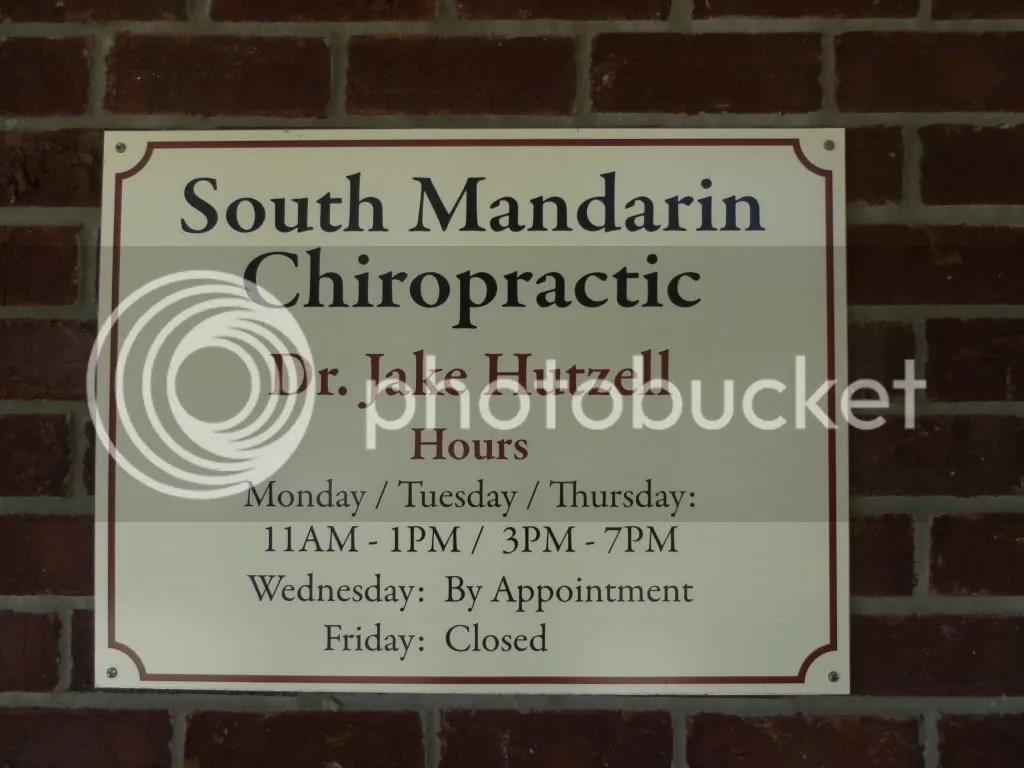 jacksonville beach chiropractor