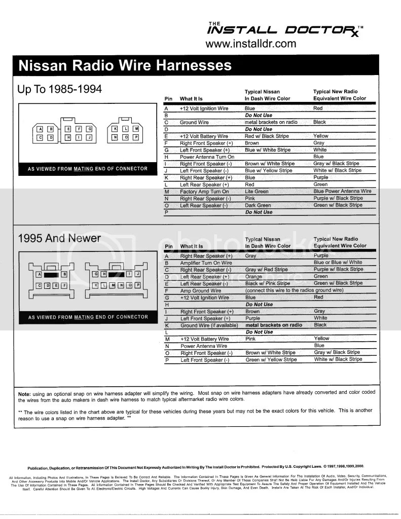 hight resolution of infiniti j30 radio wiring diagram schematics wiring diagrams u2022 color wiring diagram for 1999 infiniti
