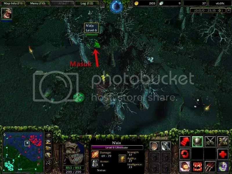 DotA Guide Indonesia Choke Point Jungling