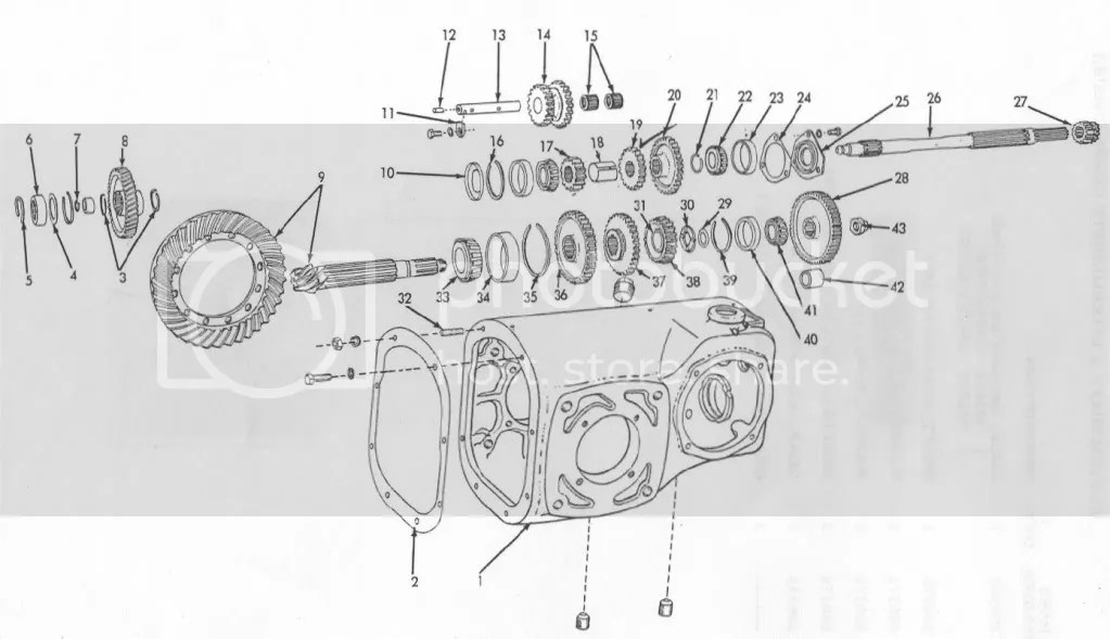 Allis Chalmers B Engine Diagram. Engine. Auto Parts