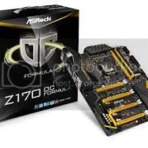 ASROCK Z170 OC Formula