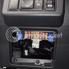 2016 Nissan Versa Note Radio Wiring Diagram 3 Phase 5 Pin Plug Australia Fuse Module Locations Pics Forums Dashfusepanel Jpg