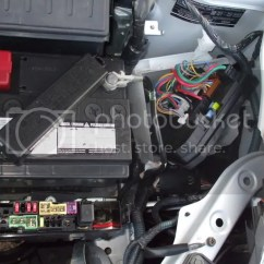 2007 Nissan Altima Radio Wiring Diagram Ford Tractor Solenoid Fuse/module Locations (pics) - Versa Forums
