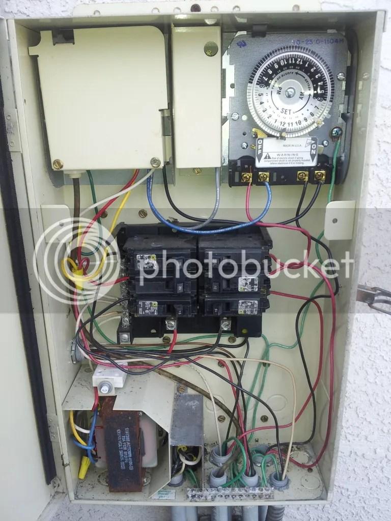 Pool Timer Wiring Diagram On Intermatic Pool Timer Wiring Diagram
