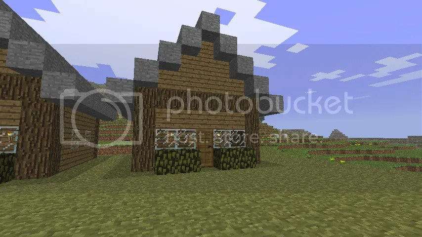 Minecraft Citadel City 42 The Minecraft Small House Project Was