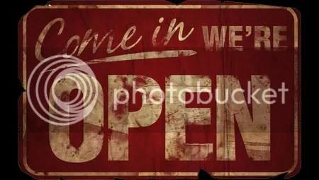Yep. Open.
