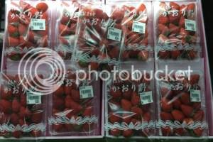 strawberi di jepang