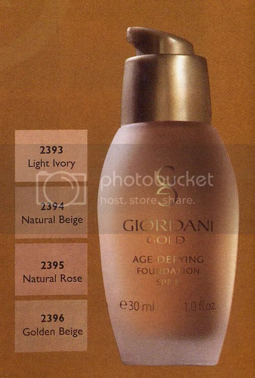 Giordani Gold - Age-Defying Foundation SPF 8