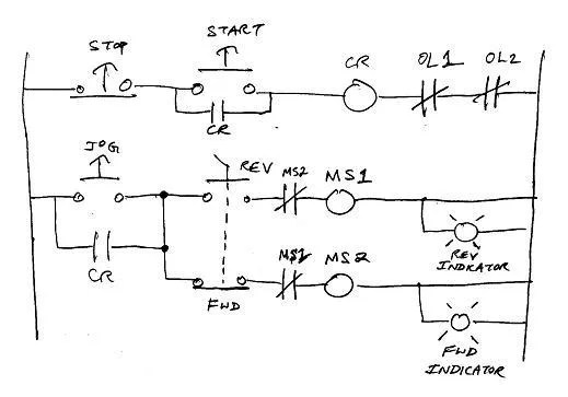 11 Pin Ice Cube Relay Wiring Diagram Lathe Does Not Run But Quot Inches Quot Using Inching Button
