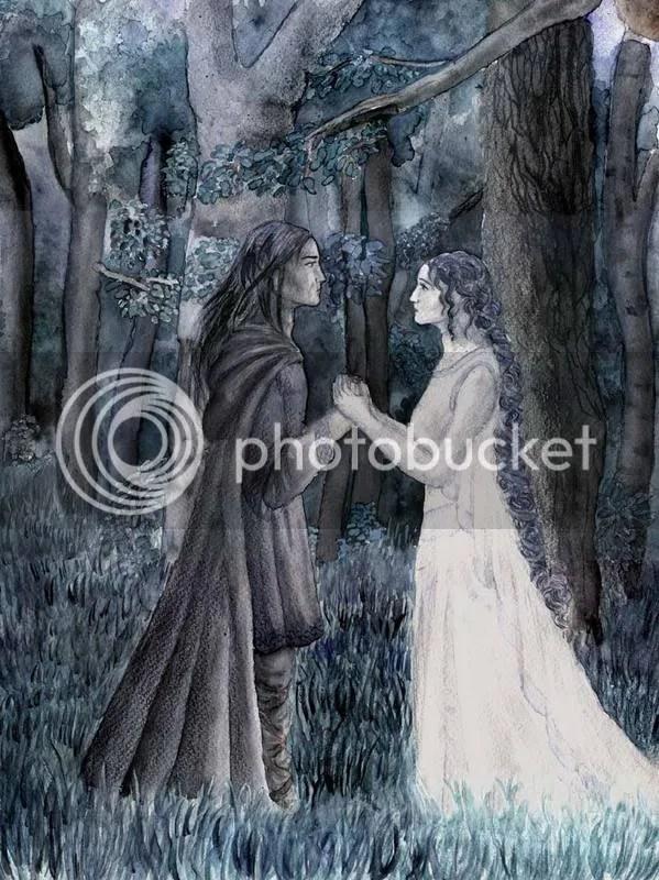Thinuviel and Beren