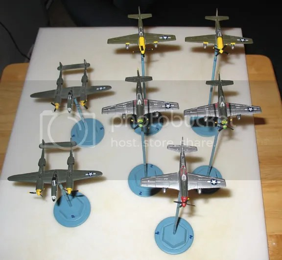 USAAF collection