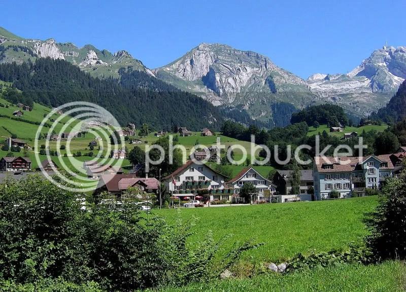 Toggenburg Valley