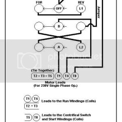 3 Phase Rotary Switch Wiring Diagram Trailer Socket 7 Pins 220 Volt Reversable - The Home Machinist!