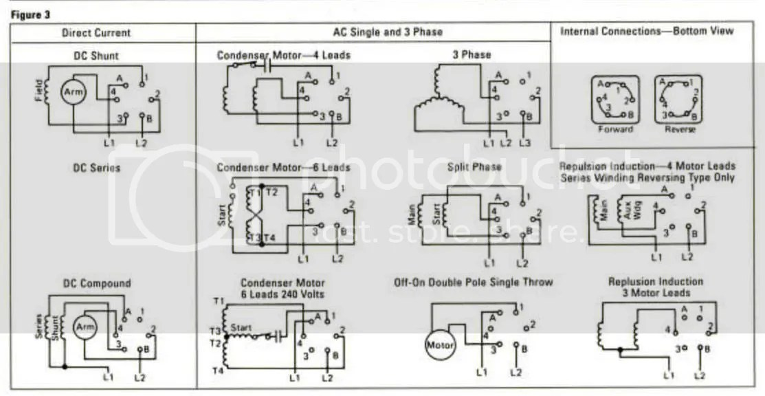3 Phase 240 Volt Motor Wiring Diagram - All Diagram Schematics on
