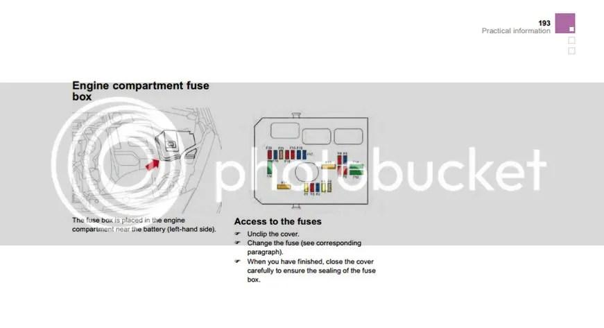 citroen c3 fuse box spares wiring diagram