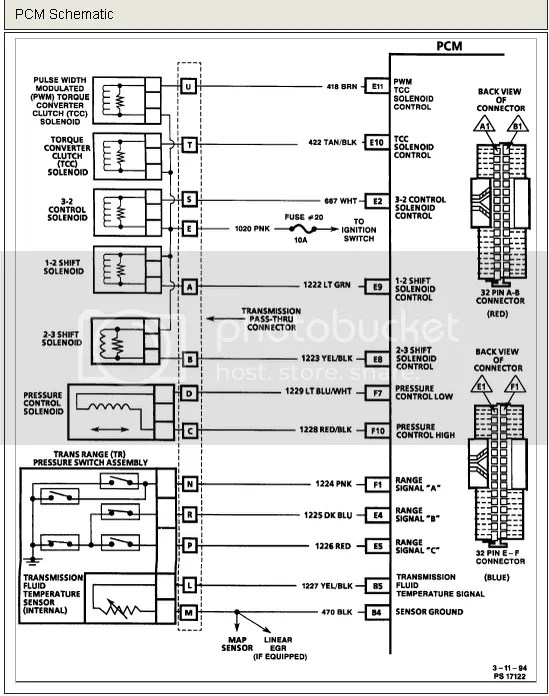 4L80E Wiring Diagram: 4l80e wiring diagram at translatoare.com