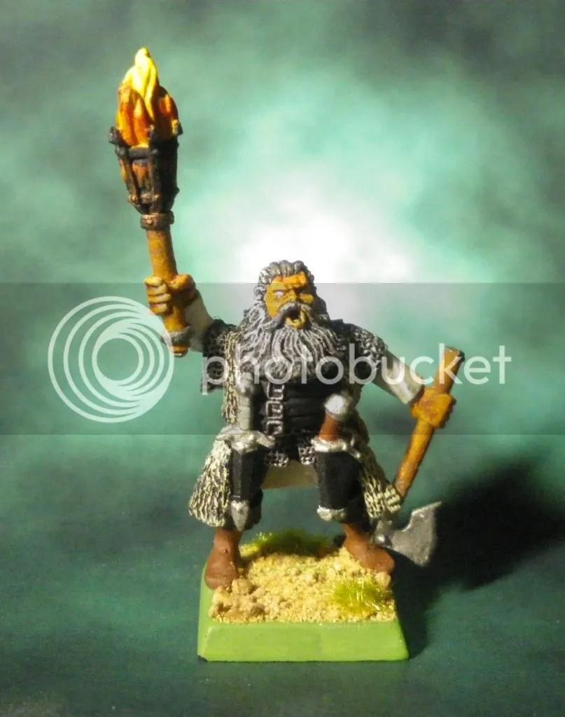 Cazador de brujas Mordheim 1