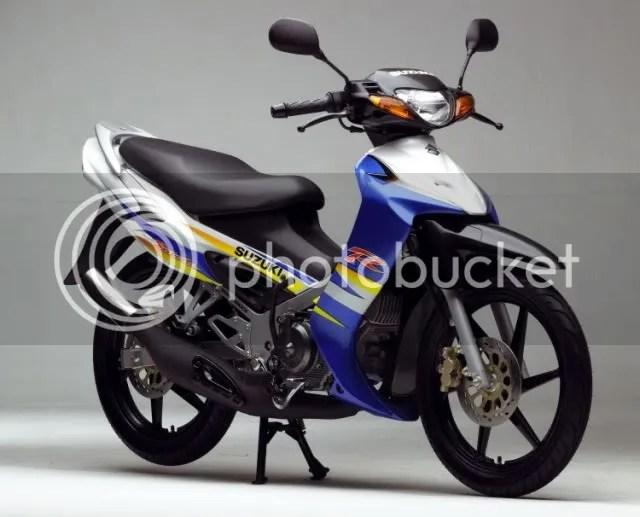 Motor-Motor SUZUKI Produksi Dari Awal Sampai Sekarang (Full Pict)