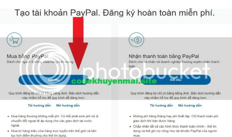 hướng dẫn chi tiết tạo tài khoản PayPal 2019