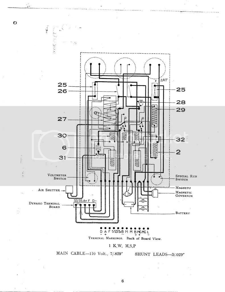 Ford Starter Relay Wiring