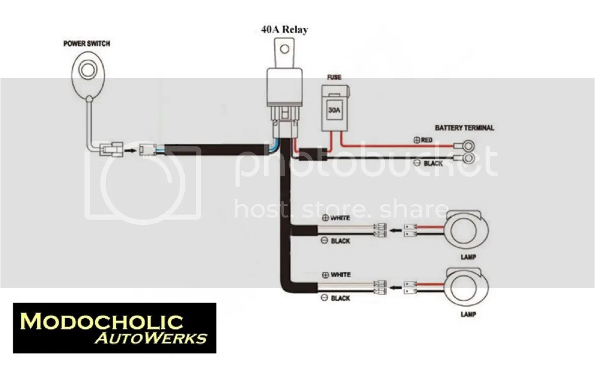 Cree Light Bar Wiring Diagram Wiring Diagram For Cree Led Light