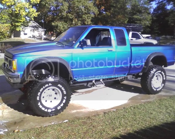 20 Chevy S10 4x4 3 Body Lift On 33s Pictures And Ideas On Meta Networks