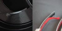 Chrome Moulding Trim Strips Car Interior Exterior DIY ...