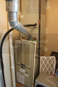 Furance cycles on and off many times before a heating ...