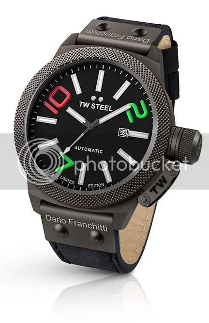 TW Steel - Dario Franchitti - Limited Edition