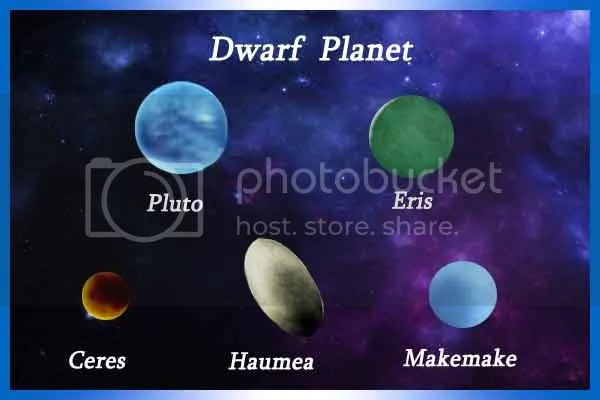 Image result for dwarf planet