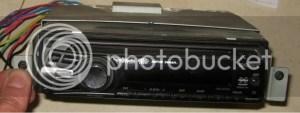 Sony Xplod Head Unit (wAux Input) $60  NAXJA Forums :: North American XJ Association