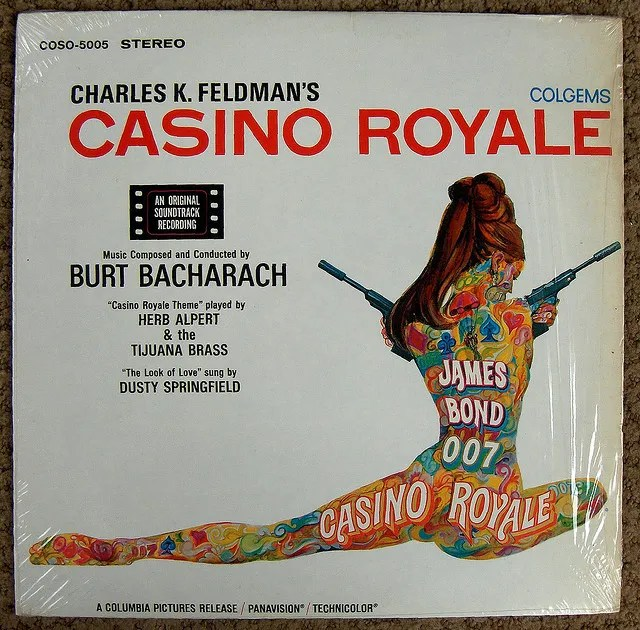 Casino Royale – 1967 | Soundtrackattack
