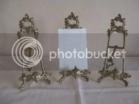 Vintage Style Table Number / Menu holders - Wedding Forum ...